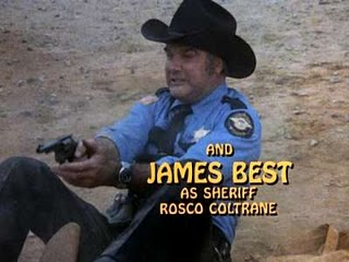 SHERIFF, THIS IS ROSCOE P. COLETRANE, CLASSIC ACTOR.