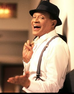 AL JARREAU: He's cooler than the other side of the pillow