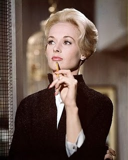 TIPPI HEDREN: The Birds, Troubles with Hitchcock