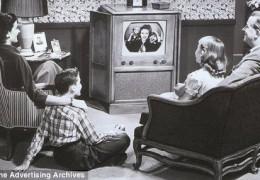 A Quick Glance At The Early History Of The Television Set