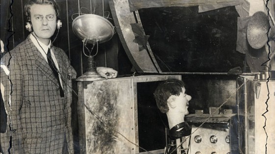 The 90th Anniversary of TV's First Demonstration