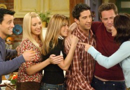 "Would you place ""Friends"" at the top of your best TV shows of all time?"